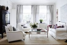 GARDINER  / CURTAIN INSPIRATION / LOTS OF #HOMEDECOR TIPS  #HOWTO HANG YOUR #CURTAINS AND GET THE PERFECT #WINDOWS
