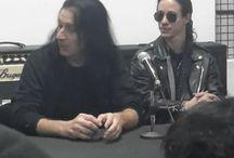 Mike Vescera en Mexico