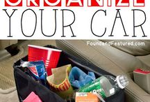 Car organization / by Kelly Caton