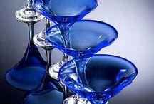 glas en water