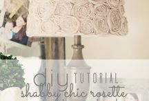 diy ideas - shabby chic