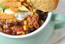 Crock pot main dishes
