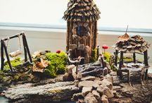 Woodland Fairy Kingdom / 3th birthday party