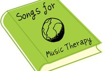 Songs for music therapy for Alzheimer's clients / Music therapy