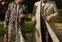 Outfits from Poirot