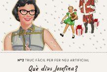 Trucs de La Josefina / Trucs per la #llar. Trucos para el #hogar.