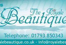 Salon / The Royale Beautique - photos from our Beauty Salon