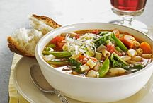 Mixed Vegetable Minestrone