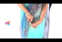 Saree Drapping Style