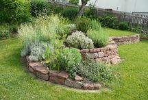 Kräuterspirale / Mein Traum für unseren Garten: eine Kräuterspirale