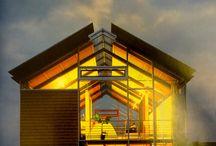 100 Architekten-Häuser-Serie: #3.Reinhold Andris Und Seinem Split-Stahl-Haus In Walddorfhaslach