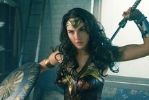GAL GADOT.Wonder woman.FILM.