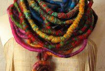 collane di lana