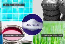 Upper India - Zinc Oxide Grade products