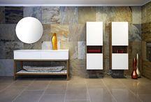 Piedra natural Gibeller / Gibeller: Basaltos, cuarcitas, areniscas, granitos, mármoles..., que permiten crear soluciones únicas en interiores y exteriores.