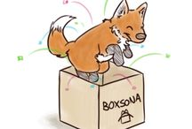 Boxsona Art / Art by us or for us!