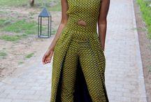 Африканская мода