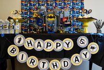 Collen's  Birthday Party ideas