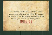 Baseball... aka life.