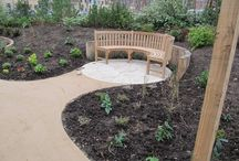 City Hospital Project / We won an APL award for our Community Garden at the City Hospital. http://www.willowbrooklandscapes.co.uk/