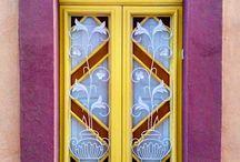 casa puertas