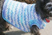 crochet and knitting / by Dana Meyer
