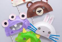 Paper plate - Kids Craft