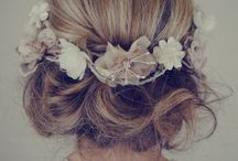 Fab hair and bits for weddings  / Gorgeous accessories and hair styles