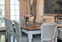 Dining Room / by Kourtney Bostain
