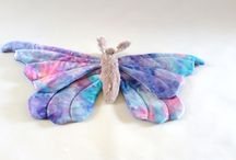 Butterfly Plushies