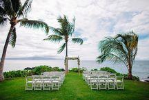Sugarman Estate Weddings / by Kimberlee Aihara