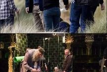 harry potter behind the seance