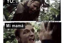 MOMOS, MOMOS Y  MAS MOMOS / ¿De que trata tu tablero? -de momos-