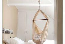 Babyzimmer / #nursery #babybed #crib #babyhammock #babyzimmer #hängematte #hammock