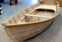 Boot bauen