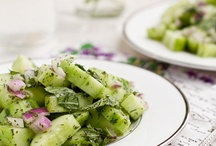 Foodie: salads / by Amy Leader