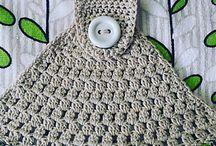crochet | home goods