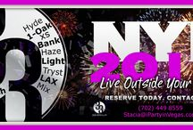 New Years Eve 2014 in Vegas / by Stacia iPartyinVegas