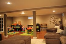 Basement ideas / by Jessica Mendes