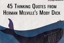 Authors - Books - Moby Dick - Herman Melville