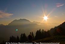 Berchtesgadener Alpen (Deutschland) / by Schöne Bergtouren - Das Bergsportportal