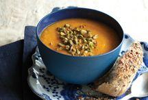 Edible Soups / by Margot Viola