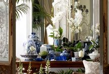 Beautiful Home Decor Displays