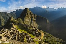 Machu Picchu / I have been very fortunate during my life to have traveled and photographed some incredible places all over the world. However, to be honest, there have been very few that have truly taken my breath away.  Some of those include the awe-inspiring glaciers, mountain ranges, lakes and rivers of Patagonia, the inhospitable but jaw dropping beauty of the Antarctic and, now, magical Machu Picchu.