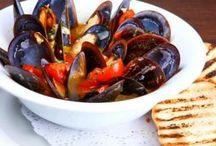 Coquillages & Crustacés / Idées de recettes minceur