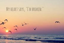 broken heart quotes falling apart