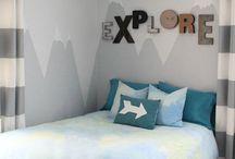 Ben's bedroom ideas