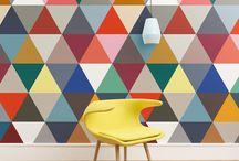 Interior design - Wallpapers