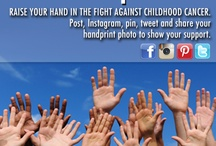 #GiveHopeAHand / We are asking you to give your hand to hope & help raise awareness for childhood cancer. Join us in the fight for a cure by tweeting, Instagram-ing, or pinning a photo of your hand with #GiveHopeAHand. You can also learn more about this effort at hyundaihopeonwheels.org