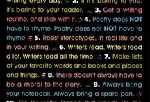 Writing Ideas & Inspiration / by Paula Birchler